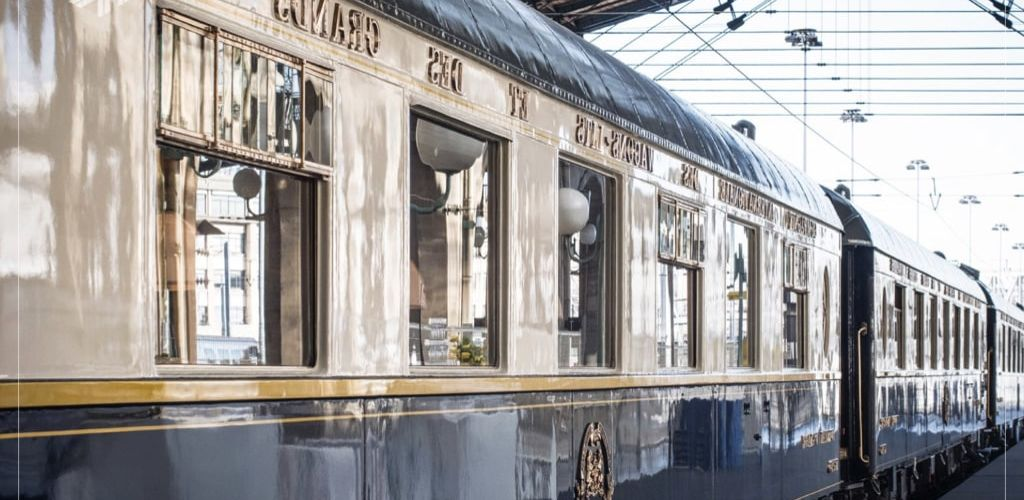 location train Orient Express Paris
