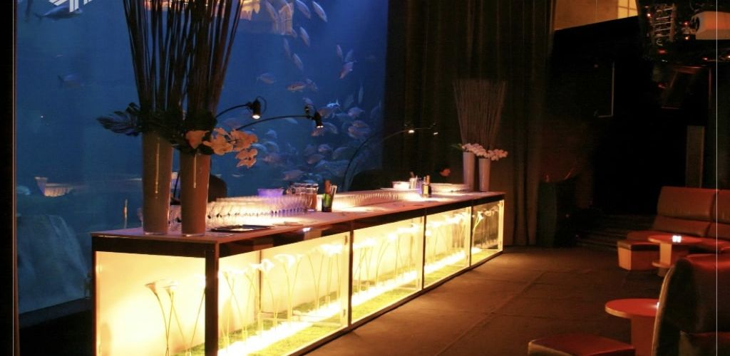 Location Aquarium Paris événement